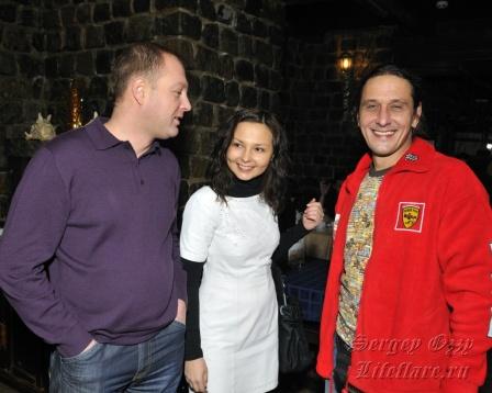 День рождения Михаила Кречетова и Александра Чекушкина 10