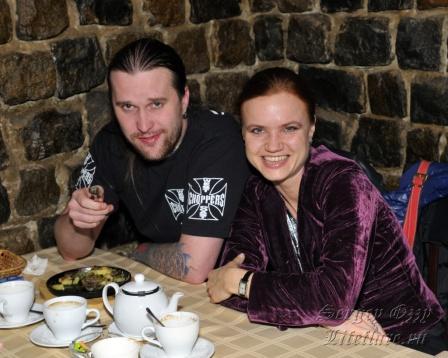 День рождения Михаила Кречетова и Александра Чекушкина 9