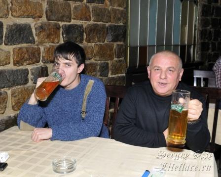 День рождения Михаила Кречетова и Александра Чекушкина 5
