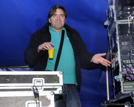 Graham Bonnet на Байк-Фесте 2008 в Малоярославце 12