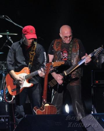 Валерий Гаина и Григорий Безуглый