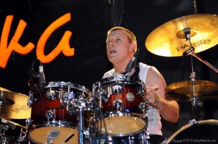 Carl Palmer Band 9