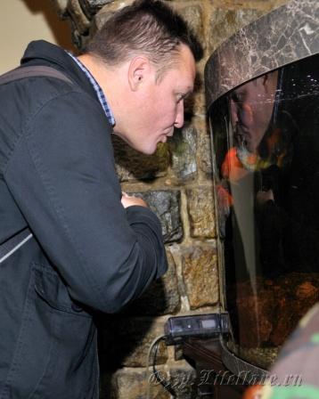 Говорящий с рыбами