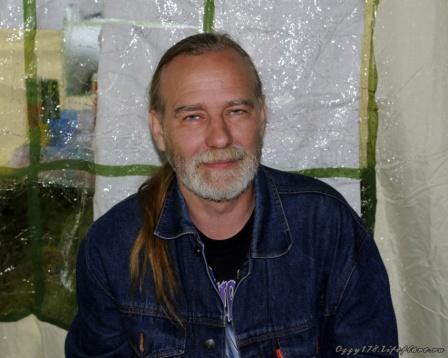 Graham Bonnet на Байк-Фесте 2008 в Малоярославце 0